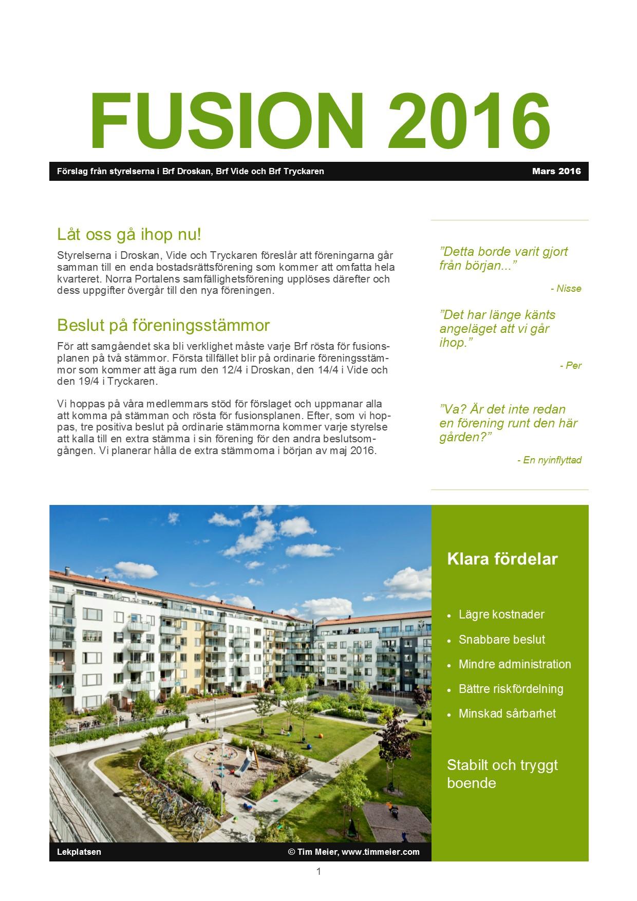 Fusionprospekt 2016